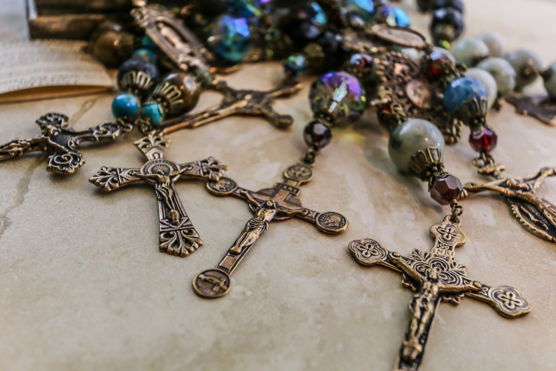 Heirloom Rosary Collection