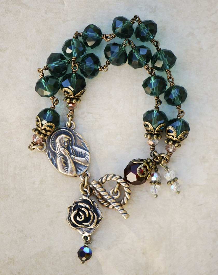 Bracelet of Our Lady of Sorrows
