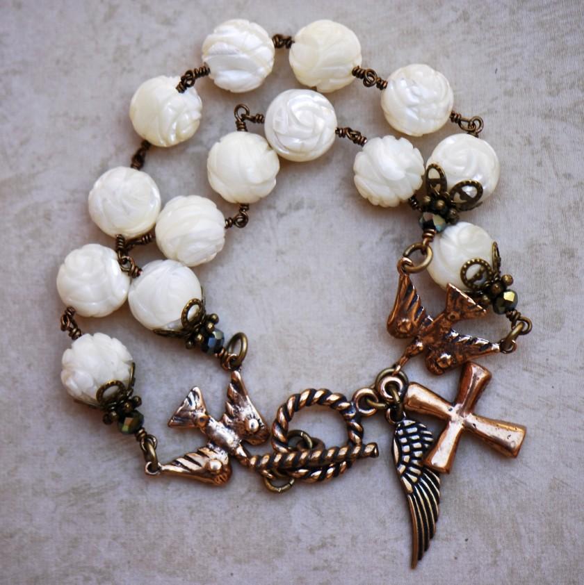 The Seraphym Bracelet of the Holy Spirit