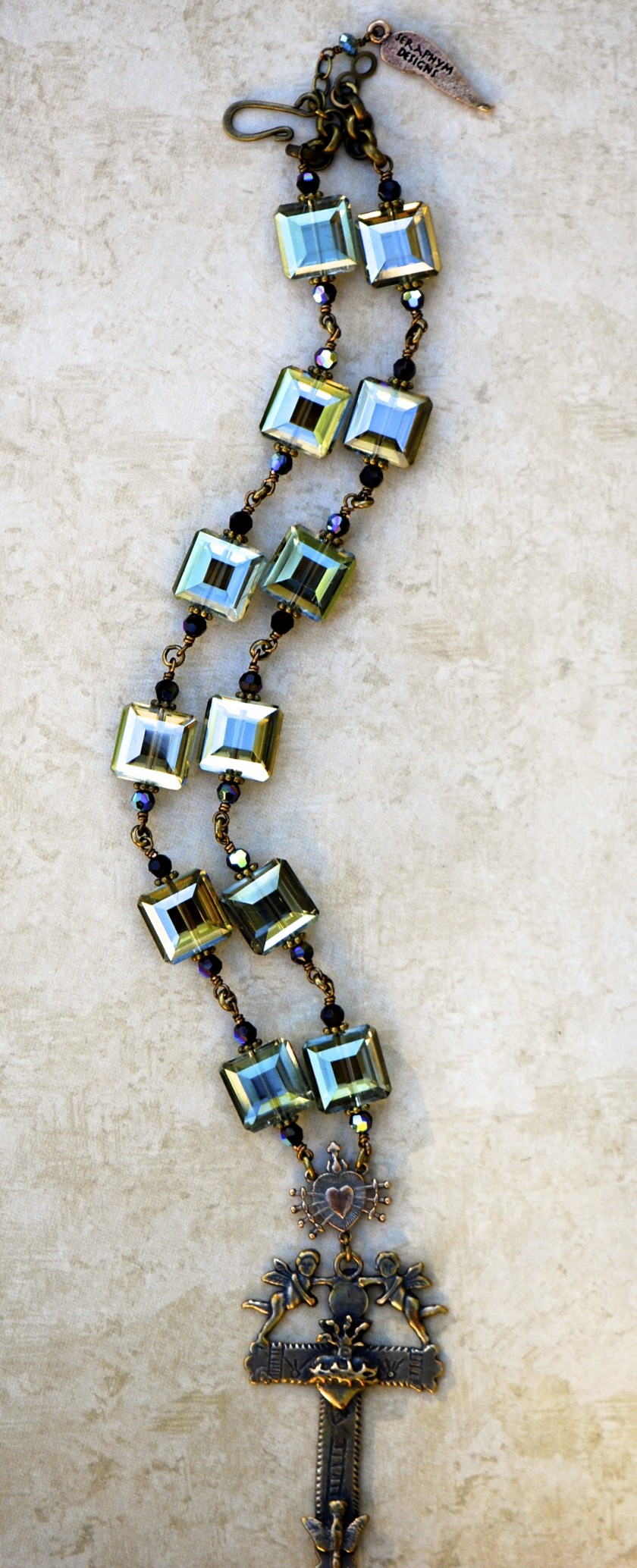 The Seraphym Necklace of the Holy Cross