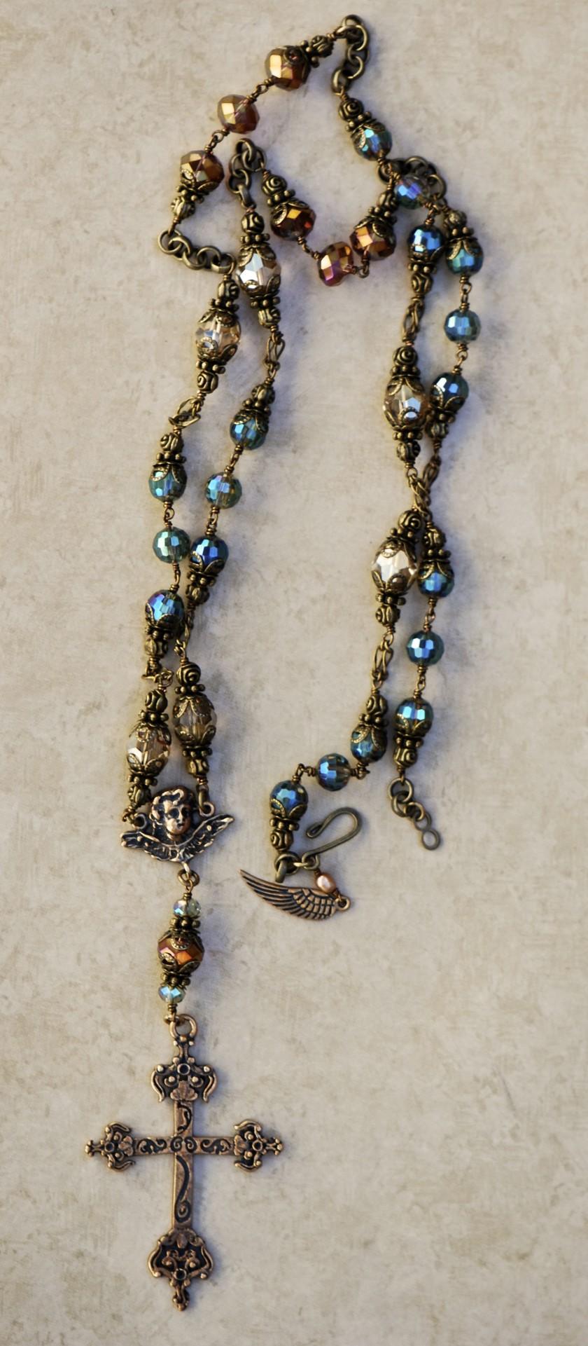 The Seraphym Necklace of Devotion