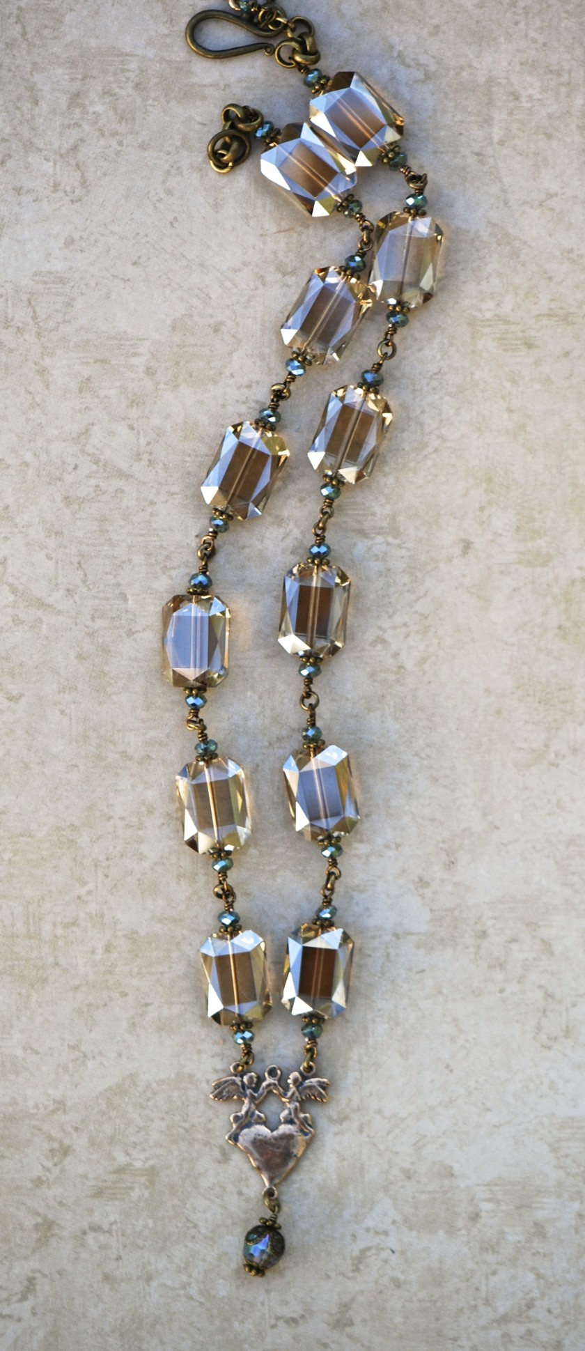 The Seraphym Necklace of Divine Love