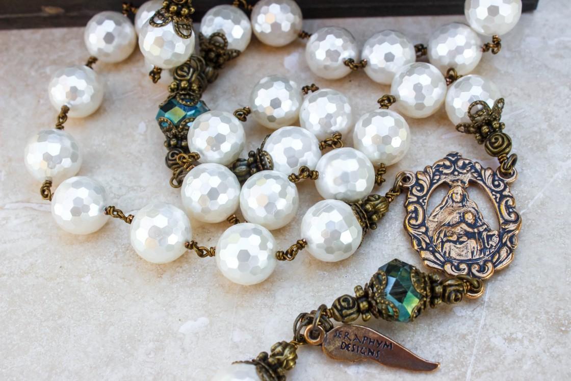 Pearl Rosaries
