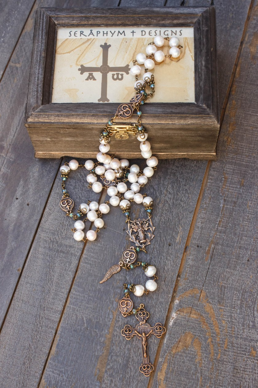 The Wedding Rosary of Divine Love and Devotion