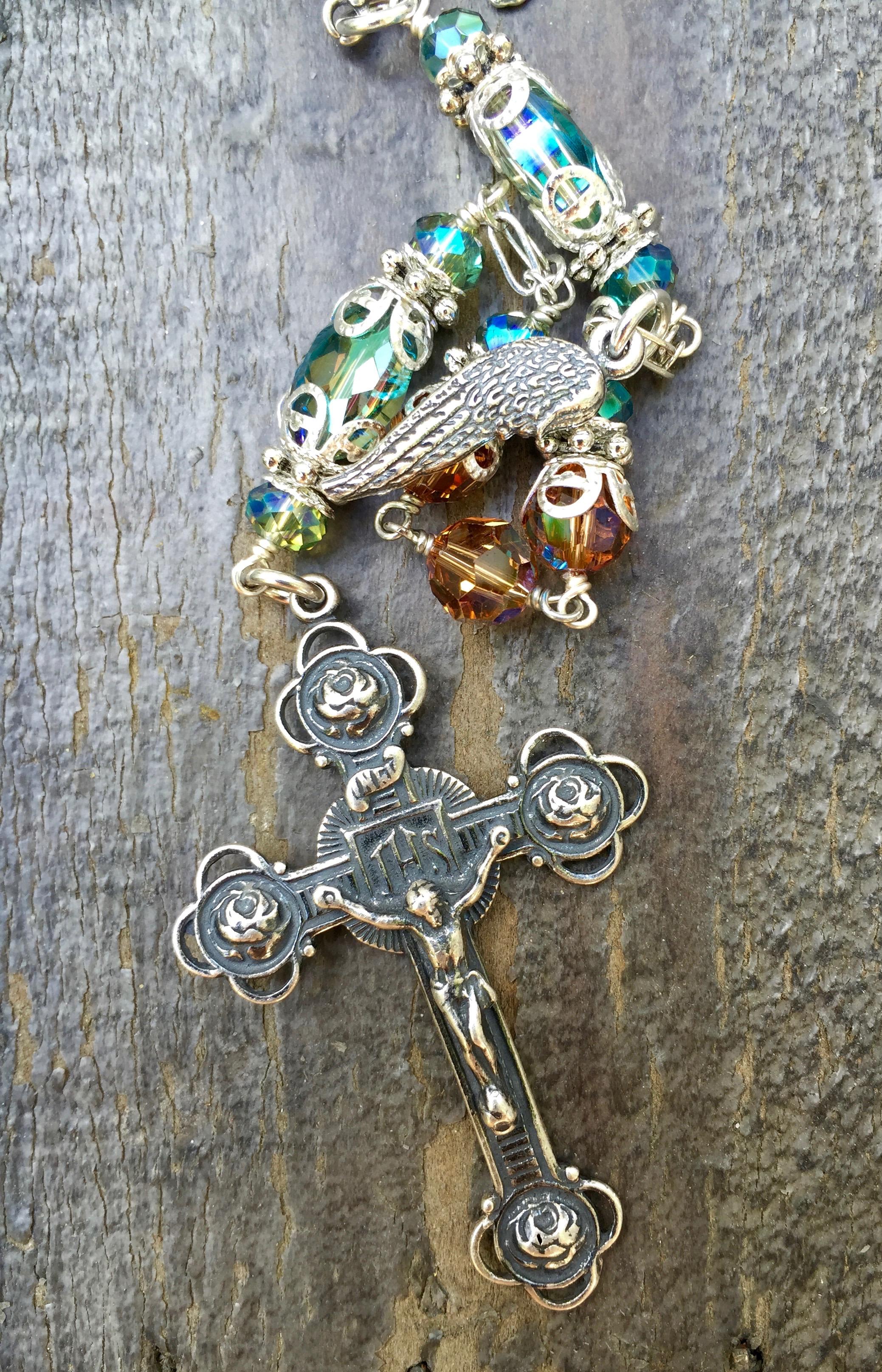 Sterling Silver Rosaries